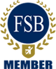 Laura de la Harpe is proud to be a member of the Federation of Small Businesses (FSB)