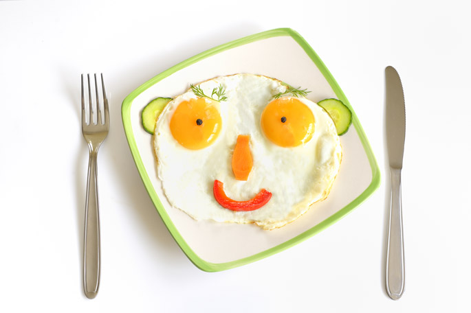 Nutritional Benefits - Fun with Food!