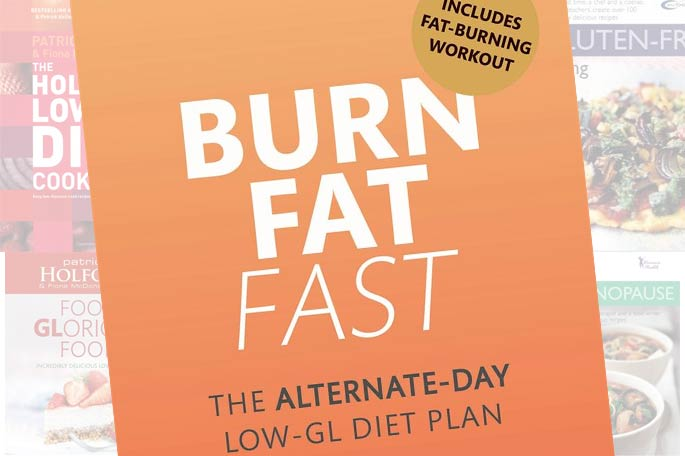 Burn Fat Fast: The alternate-day low-GL diet plan